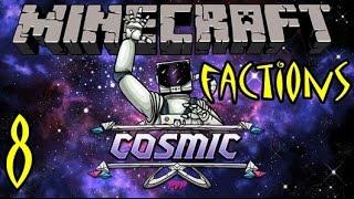 Minecraft Cosmic Pvp Factions Ep 8: Free Ranks?