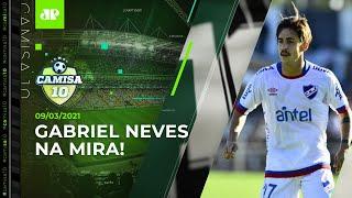 São Paulo e Inter brigam por volante uruguaio Gabriel Neves