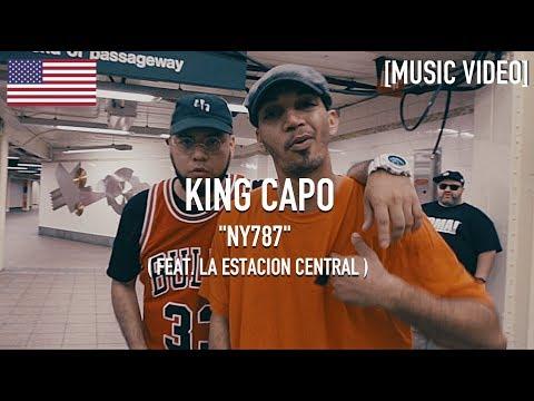 King Capo - NY787 ( Feat. La Estación Central ) [ Music Video ]
