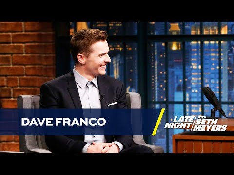Dave Franco's Wife Alison Brie Was Totally Cool with His On-Set Threesome