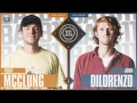 BATB 11 | Trent McClung vs. John Dilorenzo