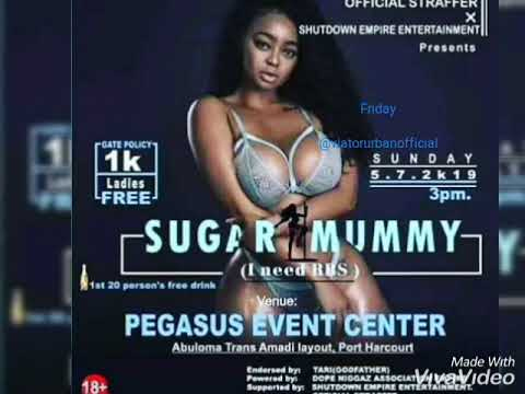 Viator Urban - Sugar Mummy Party at Pegasus Event Center, Abuloma, Port Harcourt.