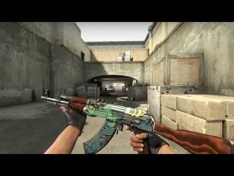 Fire Serpent AK47 Game Play Video