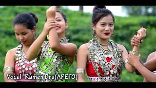Wasuk Pota Wagra sei-New kaubru folk music Official Video