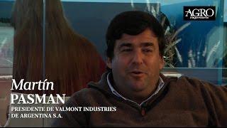 Martín Pasman - Presidente de Valmont Industries de Argentina S.A