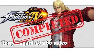 KoF XIV: Terry Bogard combo video (FINAL VERSION) (ver. 2.01)