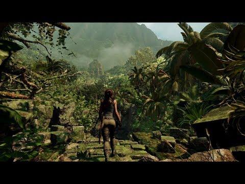 Un monde magnifique de Shadow of the Tomb Raider
