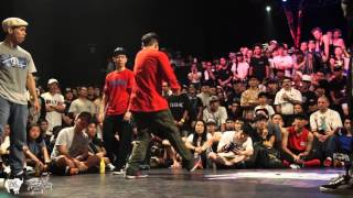 1988 vs. Street Monster 4on4 AllStyles Final RFJAM 2016 Singapore | YAK BATTLES