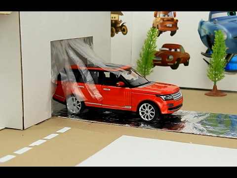 Toy cars   Small and big Cars for children  Video for kids.