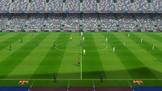 PES 2013[PC] | PES-ID Ultimate Patch v4.0 Gameplay & Preview  | 2017/2018 Season Final Patch