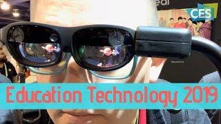 Education Technology Trends | CES 2019