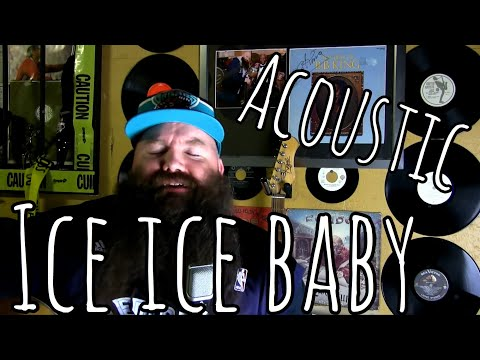 Ice Ice Baby Vanilla Ice Marty Ray Project Cover Chords