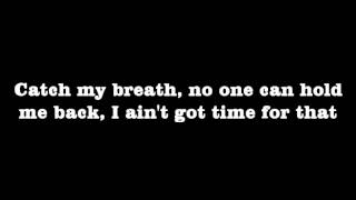 Catch my breath - Kelly Clarkson - Alex goot & Against the current (Lyrics)