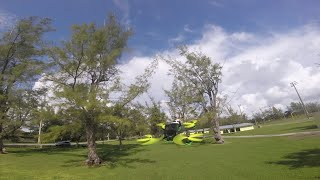 FPV day at Tropical Park. We almost crash in the air!!!