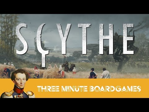 Scythe in about 3 minutes