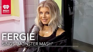 "Fergie sings ""Monster Mash"" + Halloween Favorites"