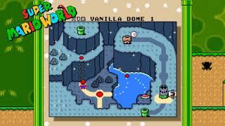 Super Mario World - ALL 24 SECRET EXITS REVEALED!