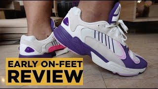 "YUNG-1 adidas x Dragon Ball Z ""Frieza"" Review"