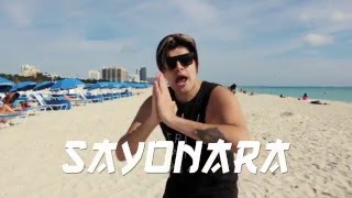 Sayonara (Letra) - Jonathan Moly feat. Jerry Rivera (Video)