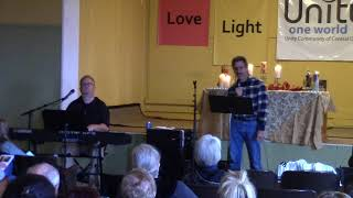 Music at Unity: Dave Finch and Stan Kryston