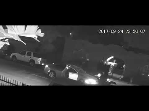 Possible L.A. kidnapping caught on camera