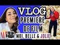 """PREMIÈRE DE """"MOI, BELLE & JOLIE"""" + DIMANCHE AVEC MON COPAIN!"""