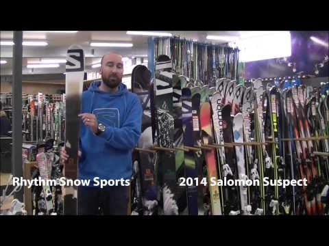2014 Salomon Suspect Ski Review