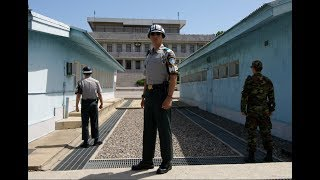 North Korean Soldier Defects to South Korea & Is Shot by North Koreans - BREAKING NEWS