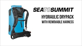 Sea to Summit Hydraulic Dry Bags with Harness