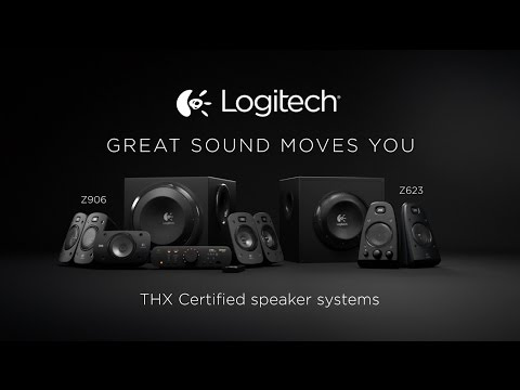 Logitech Système d'enceintes Z906