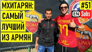 MKHITARYAN - crazy KLOPP / € 20MM from ANZHI / conflict with Mourinho and LIFE threat