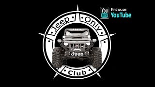 Jeep Only Club's Swamp Ride off-road