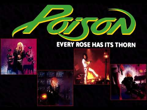 Poison - Every Rose Has Its Thorn (instrumental)