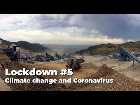 Lockdown #5: Climate change and Coronavirus (5 points)