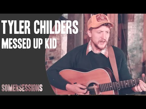 "Tyler Childers and the Food Stamps - ""Messed Up Kid"" (SomerSessions)"