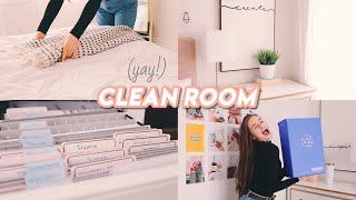How To Keep Your Room Clean ALL THE TIME