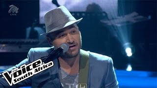 Jeremy Olivier: 'Neria' | Live Round 4 | The Voice SA