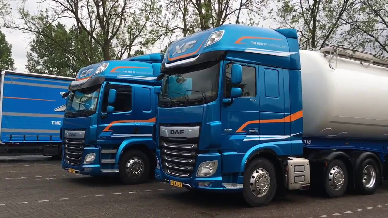 DAF XF & CF 'Pure Excellence'