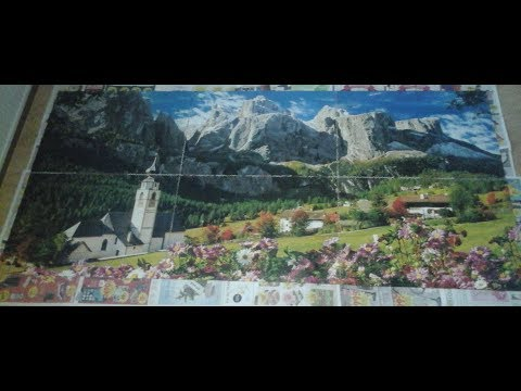 Puzzle 13200 Clementoni - Dolomites