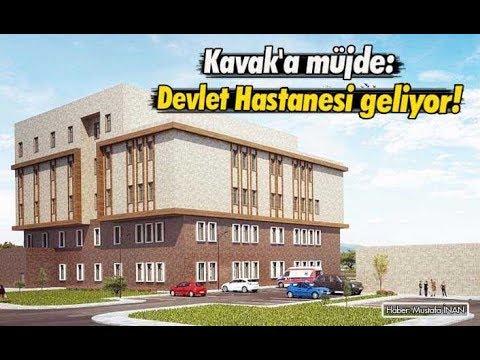 Kavak'a müjde: Devlet Hastanesi geliyor!