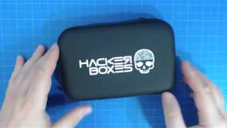 HackerBoxes #0029 Unboxing FIELD KIT