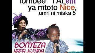 Nice Mwenye Umri Wa Miaka 5 Kuhubiri Mlima Wa Moto Jumapili Hii