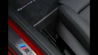 BMW Z4 sDrive35is Interior design