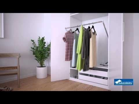 Granberg Butler Electric Wardrobe lift
