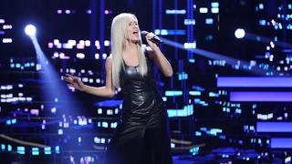 India Martínez imita a Christina Aguilera - Tu Cara Me Suena