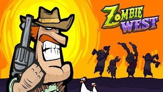 Zombie West : Dead Frontier - Android/iOS Gameplay ᴴᴰ
