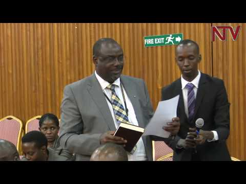 Justine Bagyenda accused of smuggling documents out of BOU