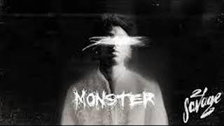 21 Savage  - Monster (Instrumental)