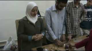 preview picture of video 'Wikilogia Open Source Day: Wikilogia Med DIYBio Workshop'