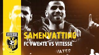 Samenvatting FC Twente vs Vitesse (2020 2021)